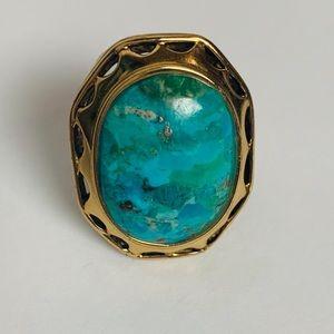 Studio Barse | Authentic Turquoise Ring